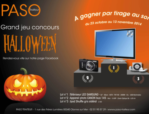 Jeu concours FB Halloween