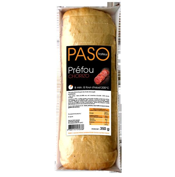 Préfou Chorizo par PASO
