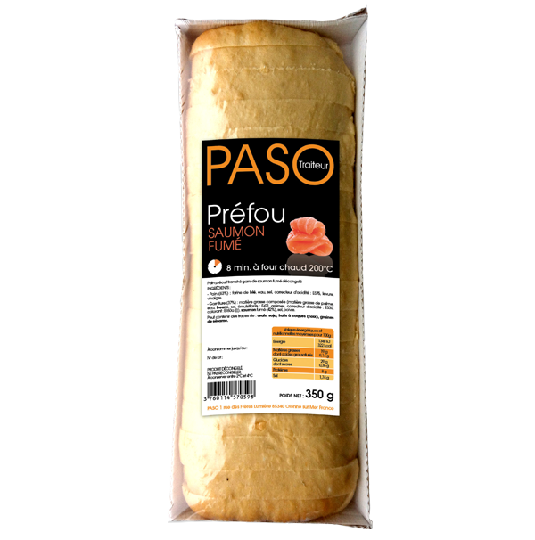 Préfou Saumon par PASO