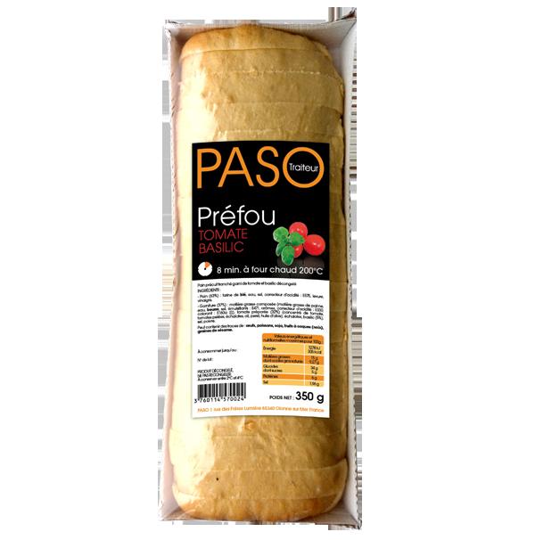 Préfou Tomate Basilic par PASO