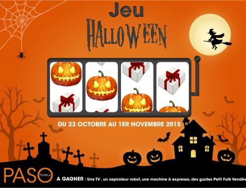 Le Jackpot d'Halloween : du 23 octobre au 1er novembre 2015