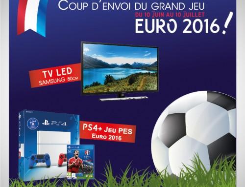 JEU EURO 2016