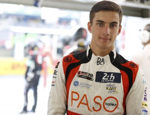 Thomas Laurent remporte les 24H du Mans en LMP2