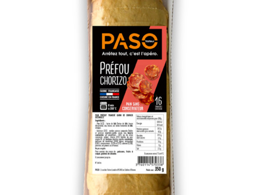 Préfou Chorizo
